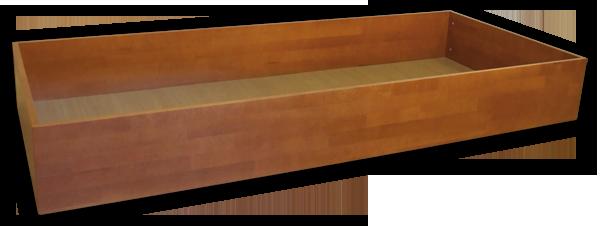 Úložný priestor z masívu pre výklop (1 ks) - Styler (š. 90 cm)